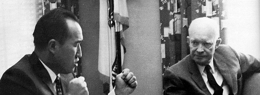 アイゼンハワー元大統領