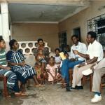 ケニアでのホームチャーチ活動